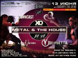 Metal & The House Party