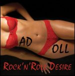 Bad Doll - EP 'Rock'n'Roll Desire' 2009