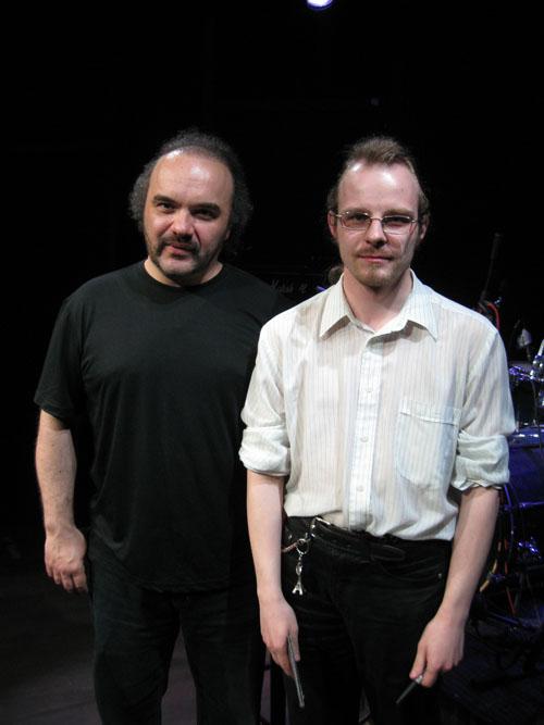 Дмитрий Варшавский и Виталий Куликов