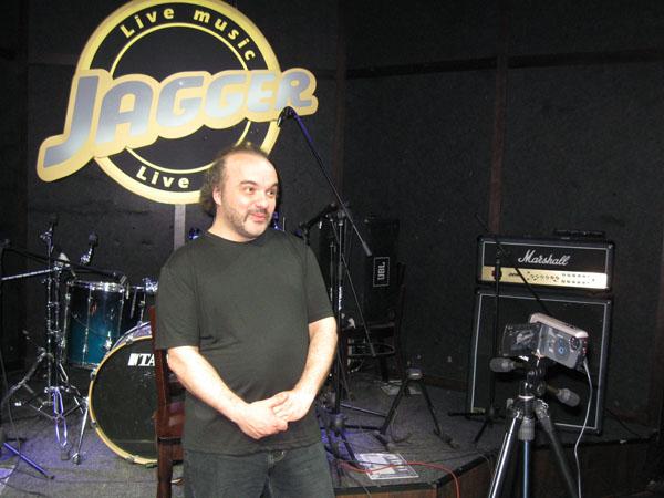 Дмитрий Варшавский - интервью порталу metalrus.ru 28 мая 2009 г.