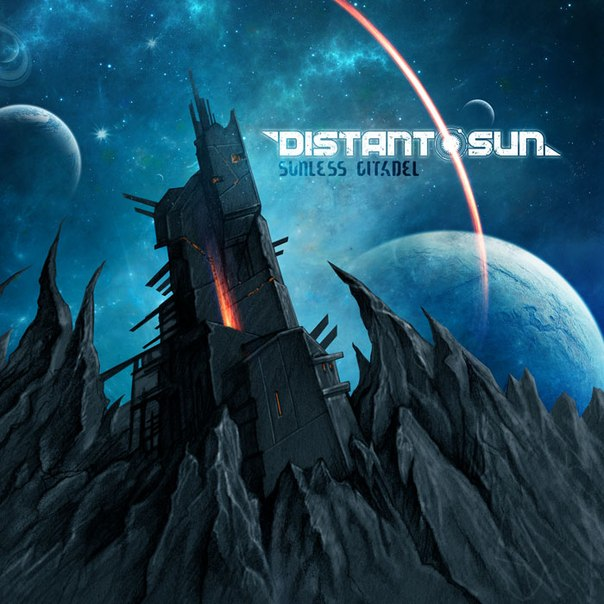 DISTANT SUN - Sunless Citadel (mini-album, 2012)