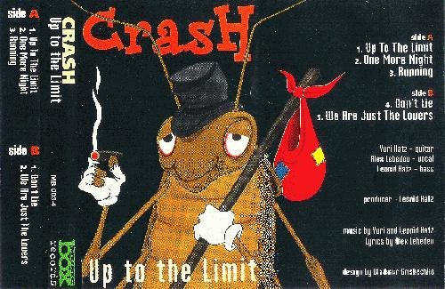 CRASH - Up to the Limit (1994-1996)