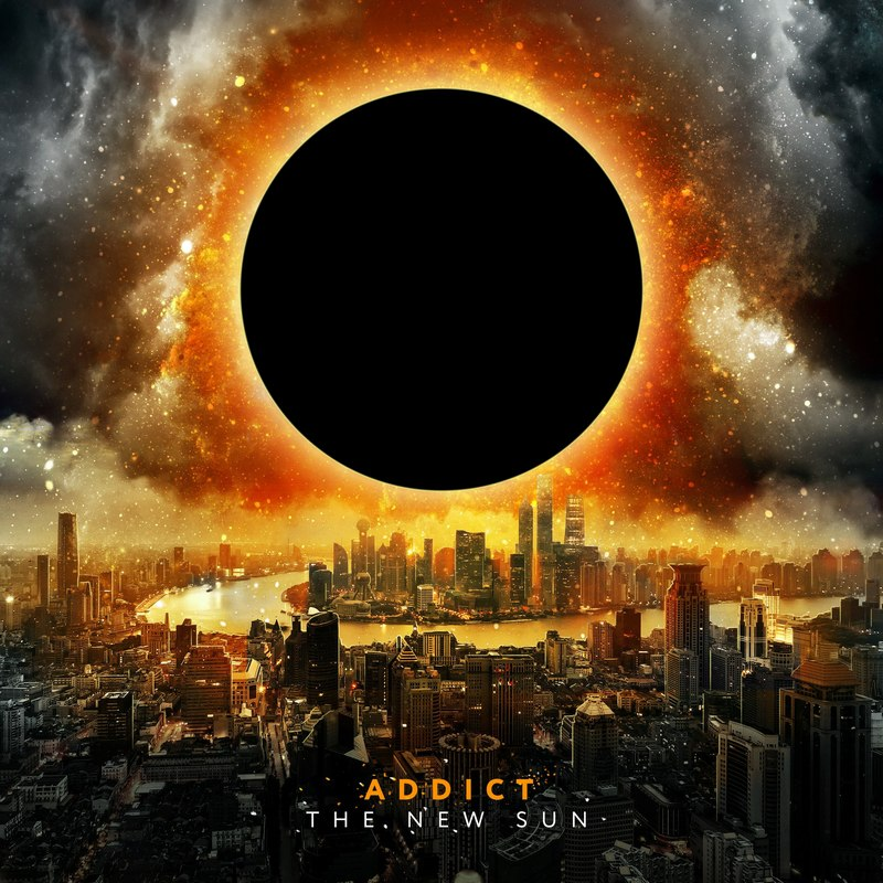ADDICT — «The New Sun» (2017) [EP]