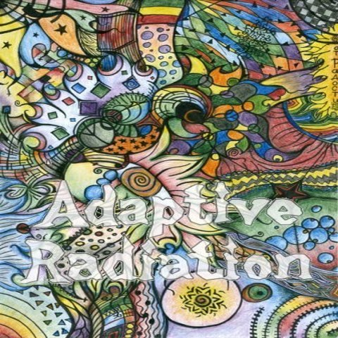 ADAPTIVE RADIATION — «Adaptive Radiation» (2012) [EP] (Remastered 2014)
