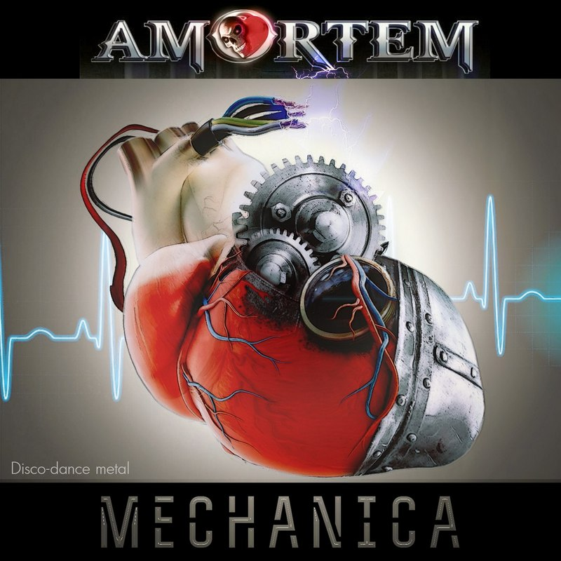 AMORTEM — «Mechanica» (2018)