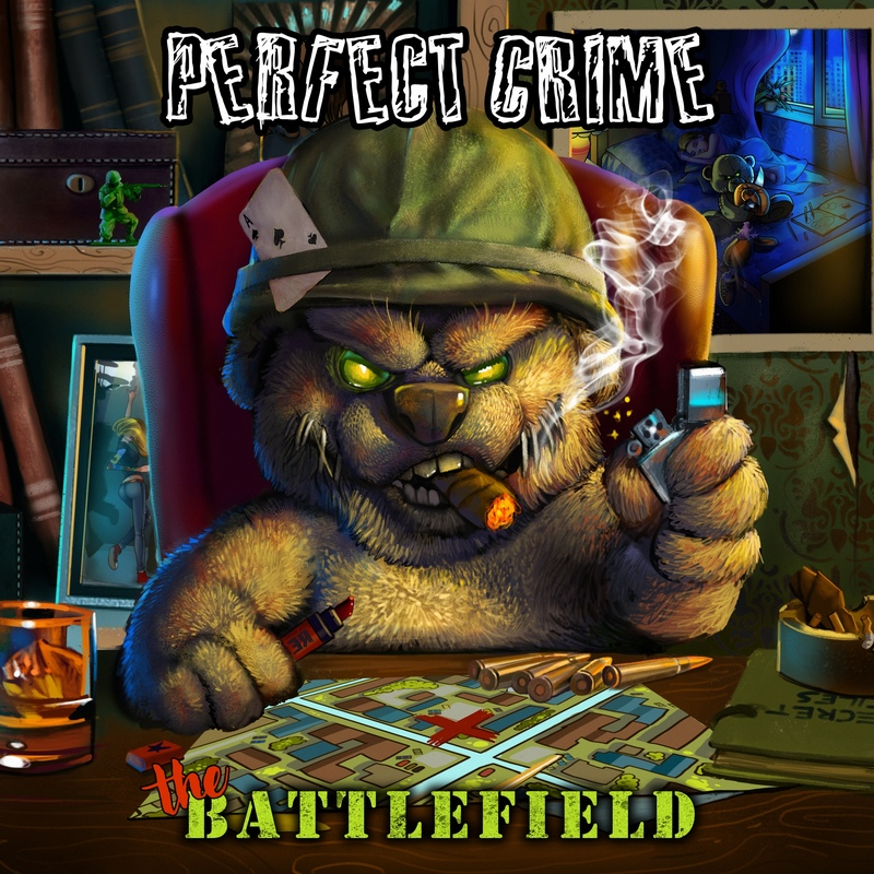PERFECT CRIME — «The Battlefield» (2019)
