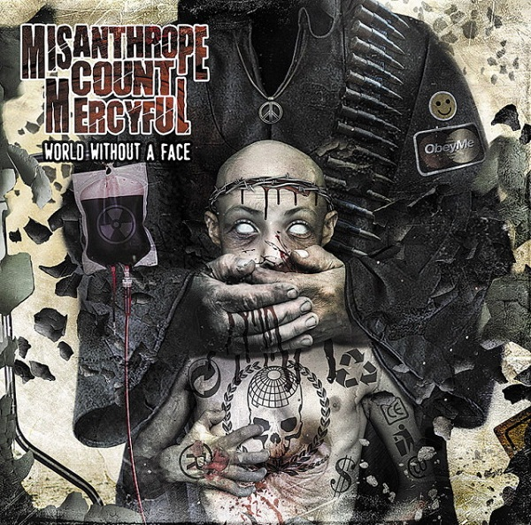 MISANTHROPE COUNT MERCYFUL - World Without A Face (2013)