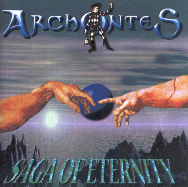 ARCHONTES - Saga Of Eternity (1997)