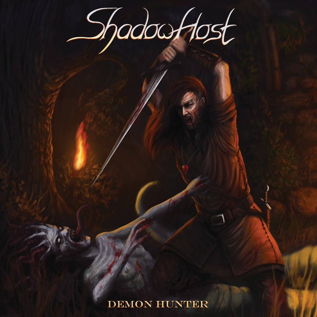 SHADOW HOST - Demon Hunter (2013)