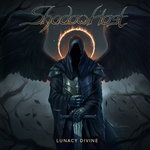 SHADOW HOST - 'Lunacy Divine' (2013)