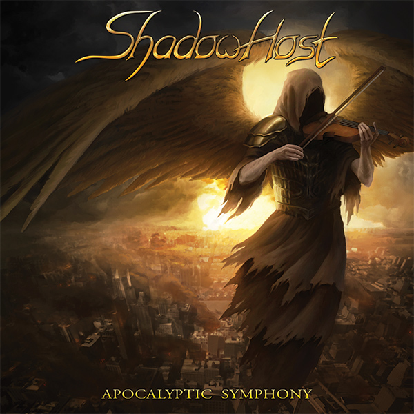 SHADOW HOST - Apocalyptic Symphony (2013)