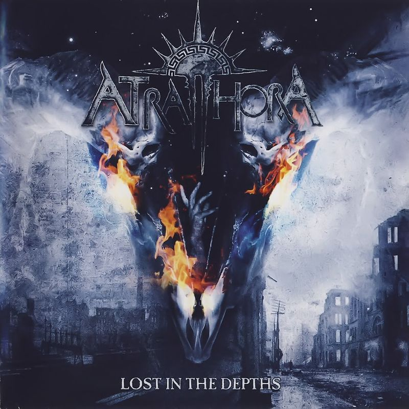 ATRA HORA Lost In The Depths 2010