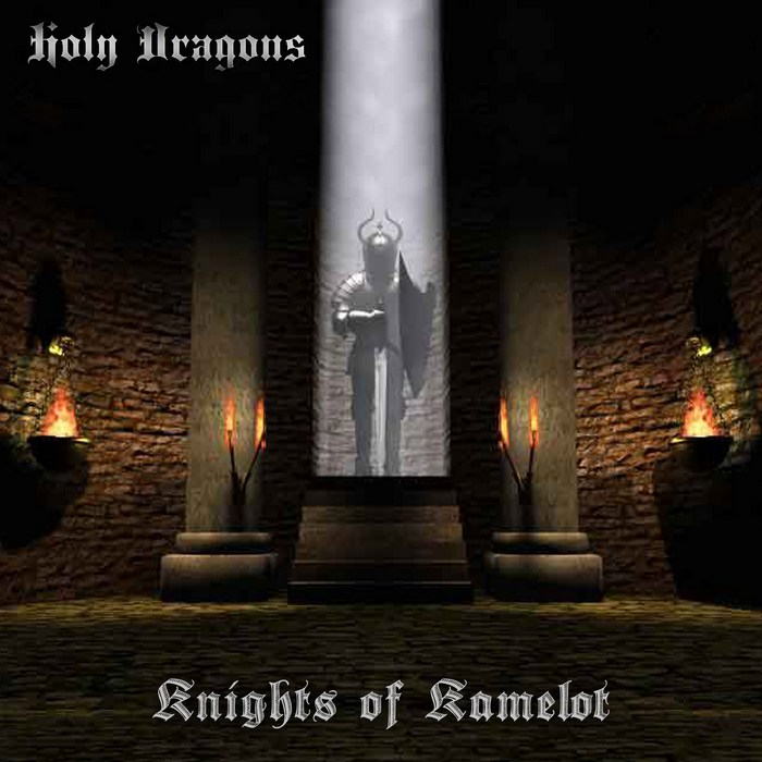 HOLY DRAGONS - Knights Of Kamelot (1998) [Demo]